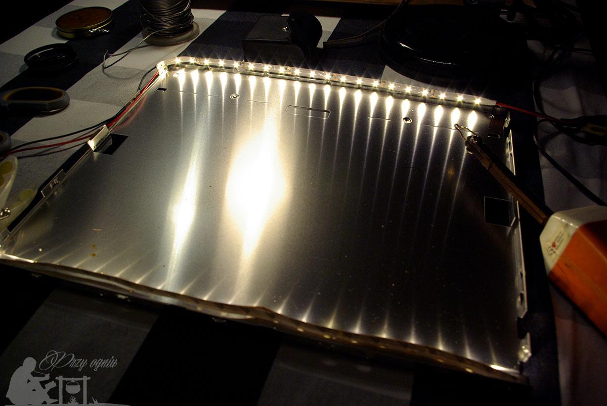 Montaź LED